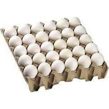 Æg Str. M/L Indpakket Buræg