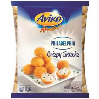 Crispy Snacks M/Philadelphia Aviko