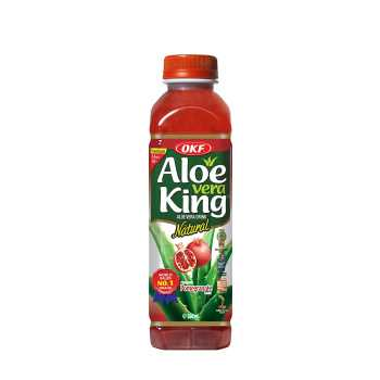 Aloe Vera King Pomegranate