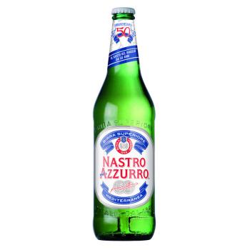 Nastro Azzurro Øl 5,1%