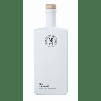 Gin Nordic Spirits Lab 41%