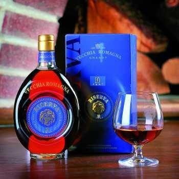 Brandy Vecchia Romagna 10 År 40%