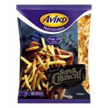 Pommes Frites 9,5mm Skin On Aviko SuperC