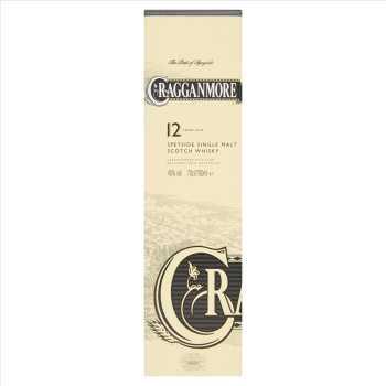 Whisky Cragganmore 12 års 40%
