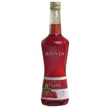Likør Monin Jordbær 18%