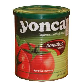 Tomatpasta 28-30% Tyrkisk Yonca Luxus
