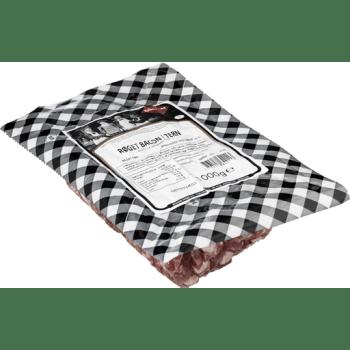 Bacon I Tern Røget