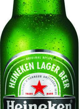 Heineken Pilsner 33cl.