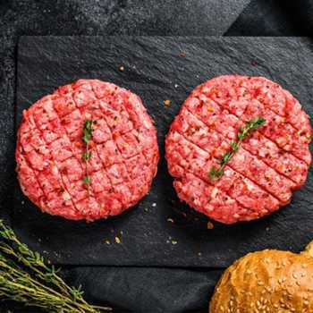 Burger 100g Halal