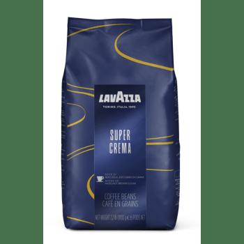 Kaffe Bønner Super Crema LavAzza