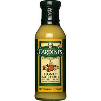 Honey / Mustard Dressing Cardini