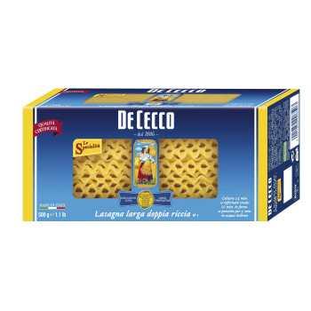 Lasagneplader De Cecco No1