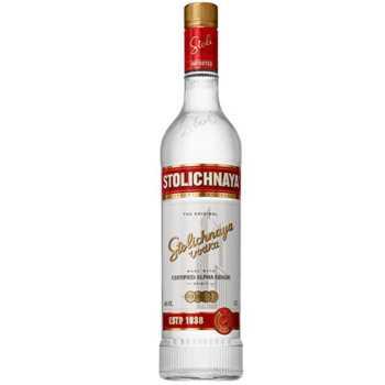 Vodka Stolichnaya Russisk 38%
