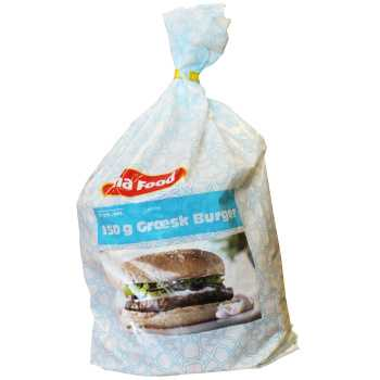 Burger 150 Gr Græsk Halal