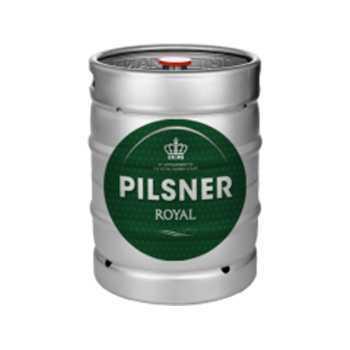 Royal Pilsner Fustage 4,6%