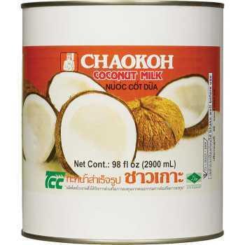 Kokosmælk Chaokoh 2,9 Kg