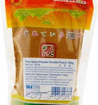 Five Spice Krydderier Pulver