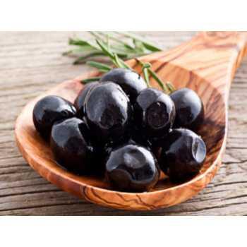 Oliven Sorte M/sten Tyrkiske