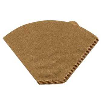 Kaffefilter 1×4 Ubleget
