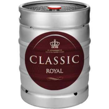 Royal Classic Øl Fustage 4,6%