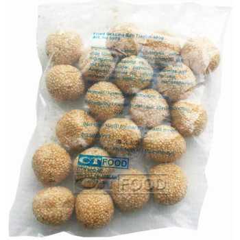 Sesame Balls Fried