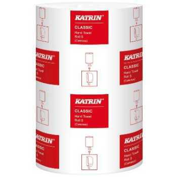 "Aftørringspapir Katrin Classic ""S"" 116m."