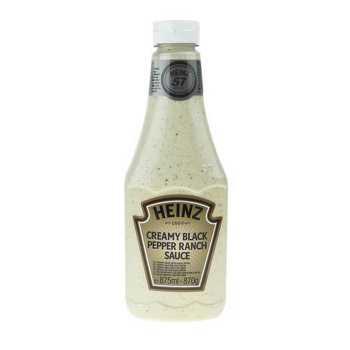 Creamy Pepper Ranch Sauce Heinz