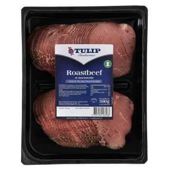 Roastbeef I Skiver, 43-47 Skiver Tulip