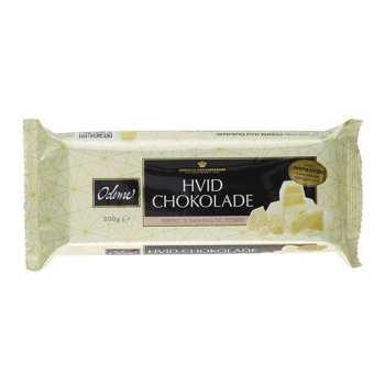 Chokolade Hvid