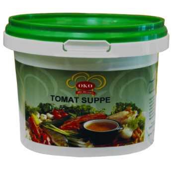 Tomatsuppe Pasta