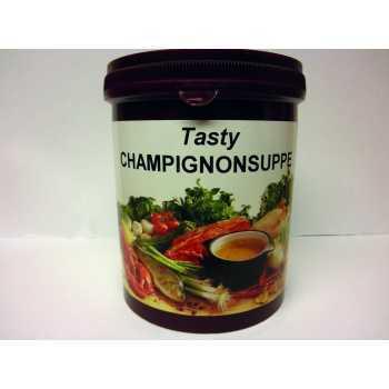 Champignonsuppe Pasta