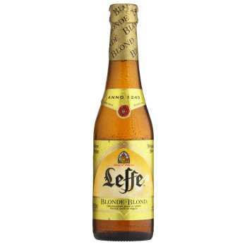 Leffe Blonde Øl 33cl.