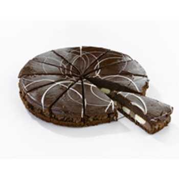 Chokoladekage Day & Night 12 Stykker