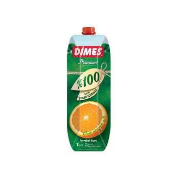 Appelsinjuice Dimes