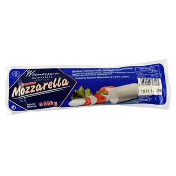 Mozzarella I Rulle