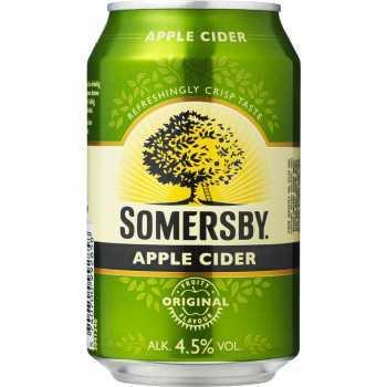 Somersby Æblecider 4,5% Dåser