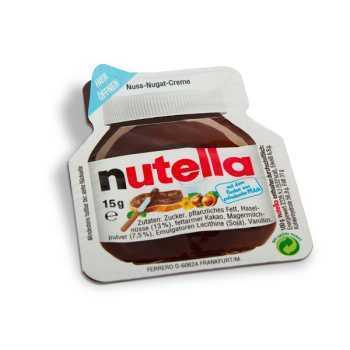 Nutella Hasselnøddecreme