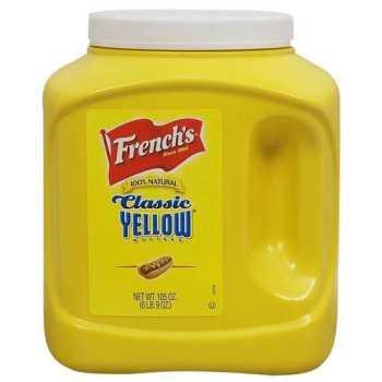 Sennep Frenchs Classic Yellow