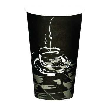 Kaffebæger Pap Hot Cup 40cl 16oz Ø90mm