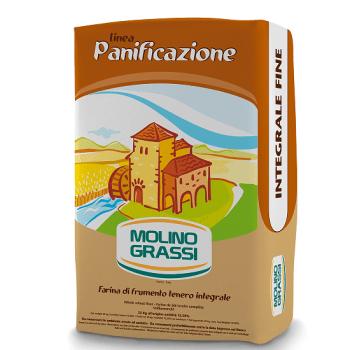 Mel Molino Grassi Fuldkorns Mel