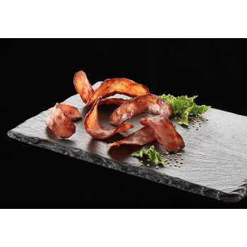 Bacon Kalkun Stegt Halal