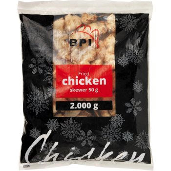 Kyllingespyd 50g Stegte