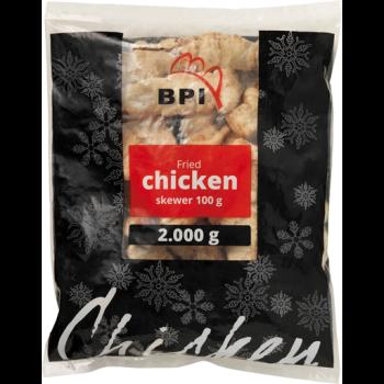 Kyllingespyd 100g Stegte