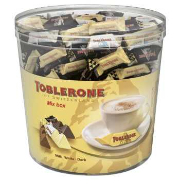 Toblerone Tiny Box Ca.226 Stk
