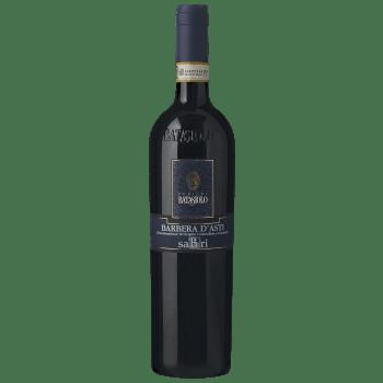 Rødvin Barbera DAsti 14% – Italien