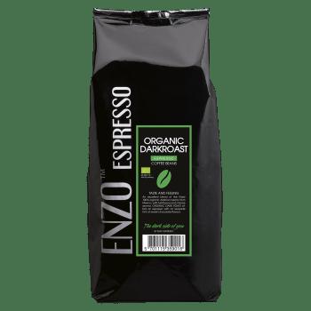 Kaffe BCR Espresso Økologisk Mørk