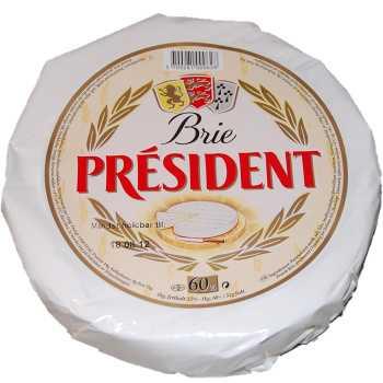 Brie Fransk President 60%