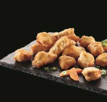 Kyllinge Chunks Indbagte 18gr. Halal