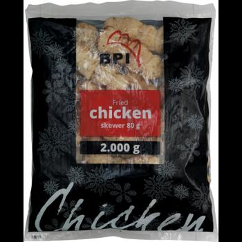 Kyllingespyd 80g Stegte