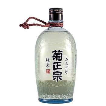 Risvin Sake Junmai Taru Tokkuri 13,8%